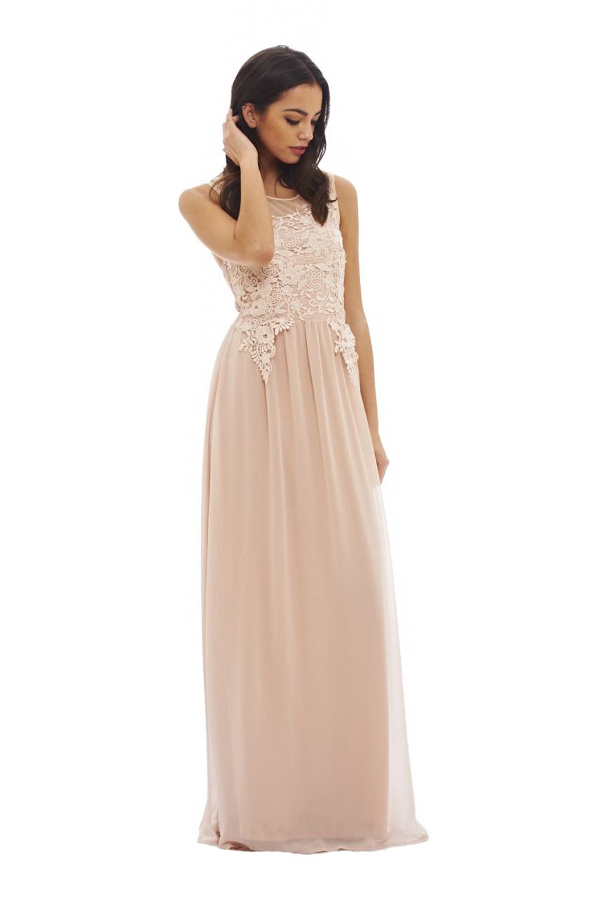 c289c860e14 αέρινο κροσέ romantic φόρεμα δαντέλα