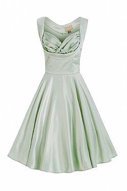 1bc91fb44ee2 vintage φόρεμα ophelia vert 50s vintage φόρεμα ophelia vert 50s