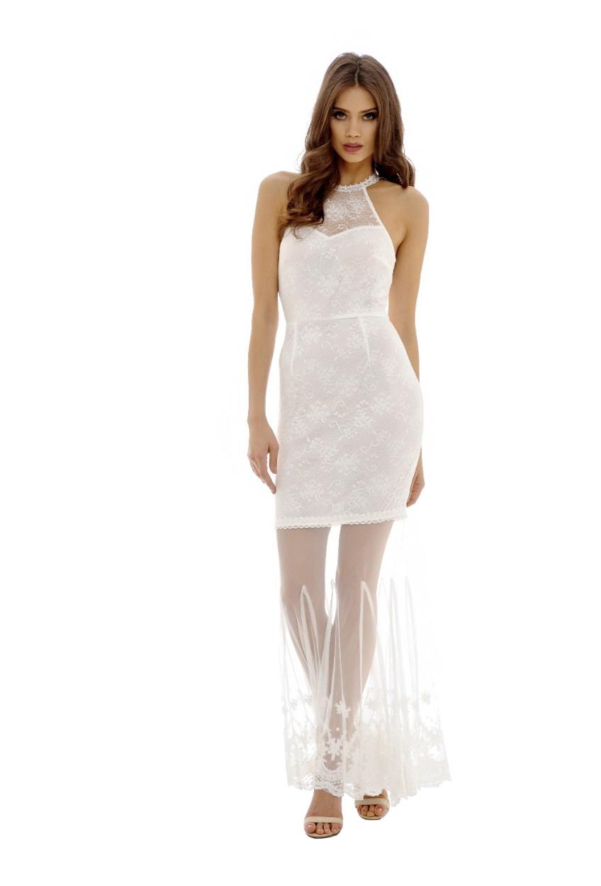 bb80b92c246 white romance boho bridal maxi φόρεμα δαντέλα