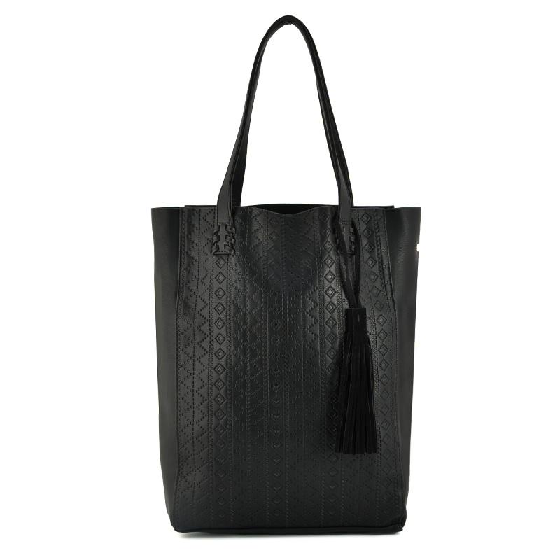 59caec3960a9 boho luxe casual stitch τσάντα
