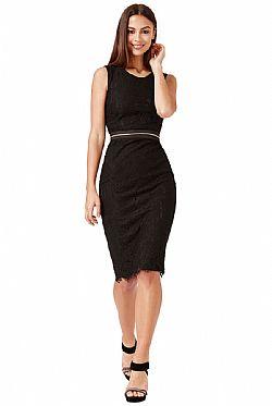 unique elegance φόρεμα δαντέλα σε μαύρο unique elegance φόρεμα δαντέλα σε  μαύρο 8aabd60c8de