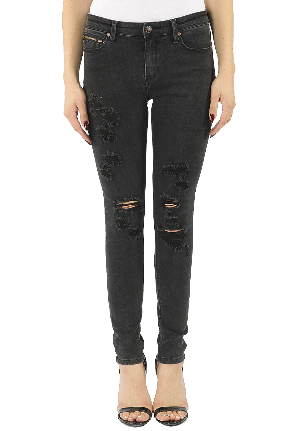 must have celebrity black stonewashed jeans