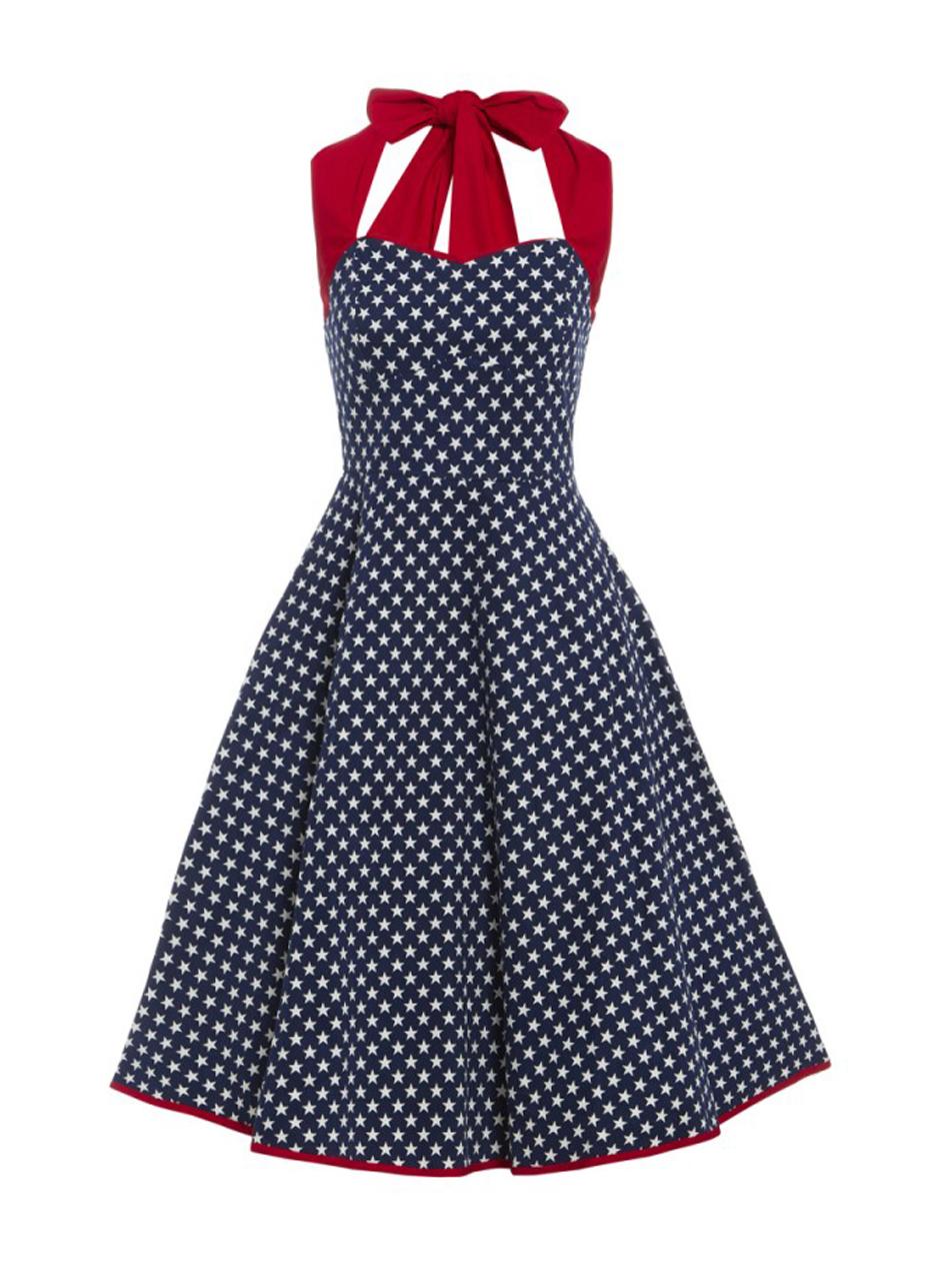 9b7a0bcc3726 vintage 50s φόρεμα rock   rolla stars