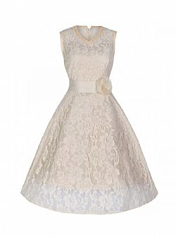 vintage bridal φόρεμα fragile Sally lace