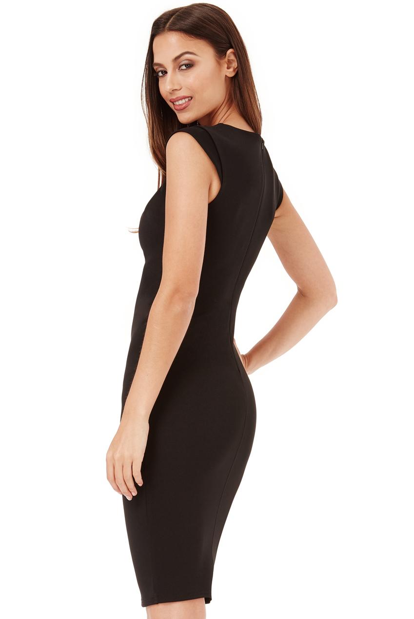 business chic φόρεμα lbd 09ce1a23262