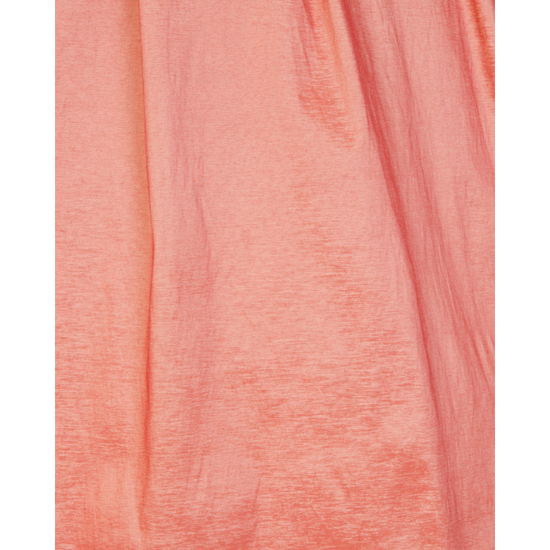 75ab48b01d2f vintage φόρεμα chic taffeta 50s salmon ροζ