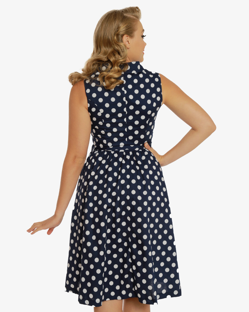 vintage classic 50s tea dress Matilda