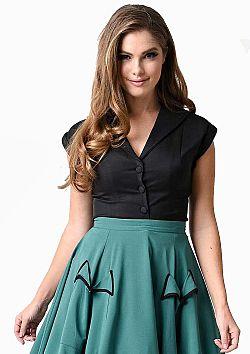 vintage chic πουκάμισο Sarah σε μαύρο vintage chic πουκάμισο Sarah σε μαύρο ef2bfca5e12