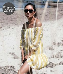 blogger must have summer τουνίκ lemon love