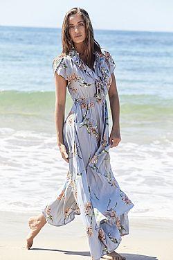 50c0d90f593b ... bohemian chic maxi φόρεμα fragile flower Kai