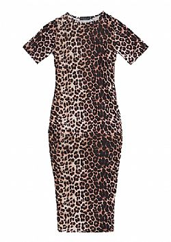 must have classic leopard φόρεμα Amal