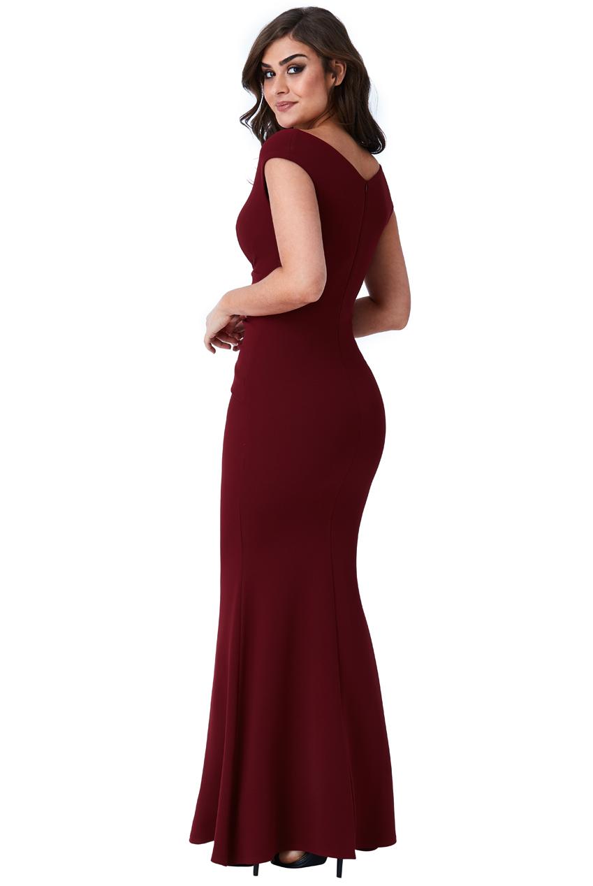 57c2690234a empiral minimal βραδινό maxi φόρεμα σε μπορντώ wine, ΓΥΝΑΙΚΑ | ΡΟΥΧΑ ...