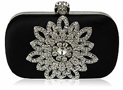 fairytale princess clutch σε μαύρο
