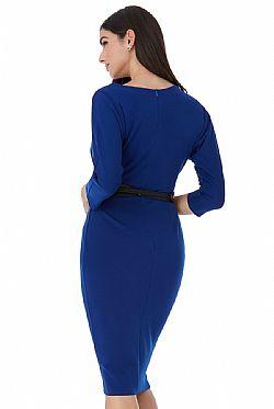 chic mod 60s φόρεμα Tami σε μπλε μαύρο ... 48bb0439580