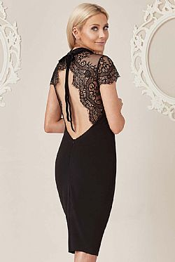 chic   glam lbd backless charm ... cf847a228df