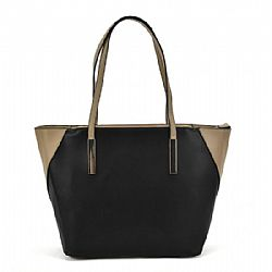 classic large τσάντα shopper black