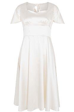1a1475aac84c bridal satin vintage φόρεμα cape Bonny bridal satin vintage φόρεμα cape  Bonny