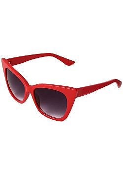 pin up 50s red shades