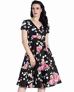 5b15a592d9d dolce vita 50s vintage φόρεμα Sophia ...