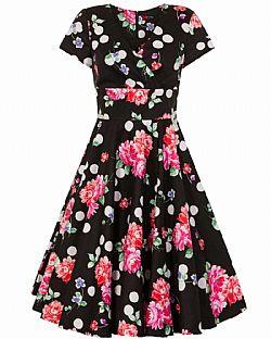 8a550c84b74c ... dolce vita 50s vintage φόρεμα Sophia