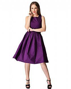 b1e3cd270553 vintage classic μωβ φόρεμα Lolita purple ...