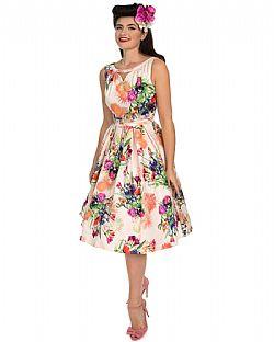 2c3e0633708 vintage φόρεμα multi floral retro Heaven ...