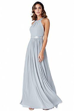 f10574426276 αέρινο fairytale maxi φόρεμα silver Aurora αέρινο fairytale maxi φόρεμα  silver Aurora
