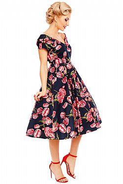 d2e8a256661 vintage φόρεμα Lilly tulip vintage φόρεμα Lilly tulip
