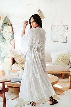 fb4d62e8fba bohemian luxe romantic bridal φόρεμα Isabella ...