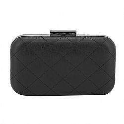 all time classic black clutch