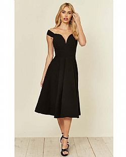 vintage beloved φόρεμα sweetheart lbd