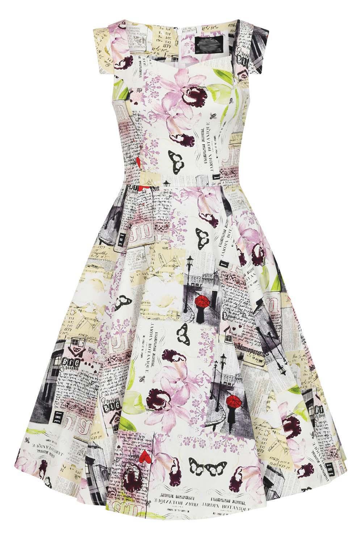 vintage φόρεμα Spring news